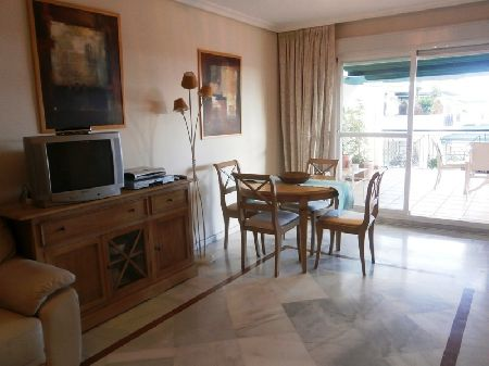 Apartment in Lorcrimar 4, walking distance to the beach